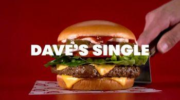 Wendy's Dave's Single TV Spot, 'The BOGO $1 Effect' - Thumbnail 3