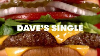 Wendy's Dave's Single TV Spot, 'The BOGO $1 Effect' - Thumbnail 4