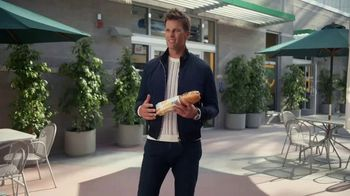 Subway TV Spot, 'We Don't Have Time For Tom' Featuring Tom Brady