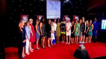 The Collegiate Women Sports Awards TV Spot, 'The Honda Cup' - Thumbnail 4