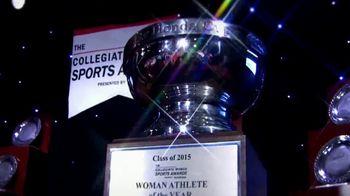 The Collegiate Women Sports Awards TV Spot, 'The Honda Cup' - Thumbnail 7