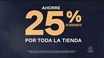 Ashley HomeStore La Locura de Medianoche TV Spot, '0% interés' [Spanish] - Thumbnail 2
