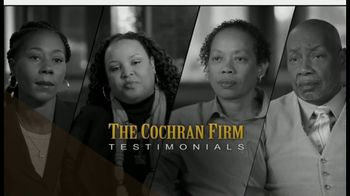 The Cochran Law Firm TV Spot, 'Dynamic Group' - Thumbnail 2