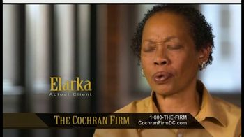 The Cochran Law Firm TV Spot, 'Dynamic Group' - Thumbnail 7