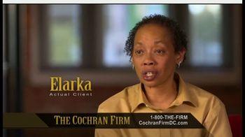 The Cochran Law Firm TV Spot, 'Dynamic Group' - Thumbnail 8
