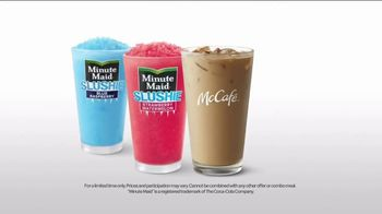 McDonald's $1.50 Drink Deal TV Spot, 'The Playin' It Cool Deal' - Thumbnail 8