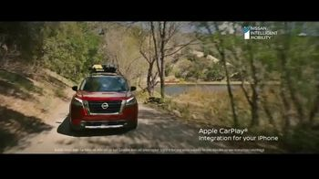 2022 Nissan Pathfinder TV Spot, 'Back in the Day' Song by Naughty By Nature [T1] - Thumbnail 3