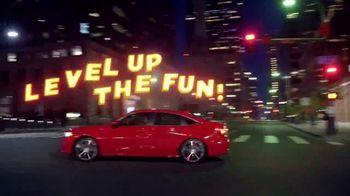 2022 Honda Civic TV Spot, 'Level Up the Fun' [T1]