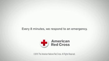 American Red Cross TV Spot, 'Real Stories' - Thumbnail 8