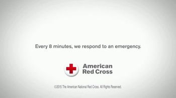 American Red Cross TV Spot, 'Real Stories' - Thumbnail 7