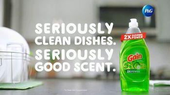 Gain Dish Soap TV Spot, 'Seriously Good' - Thumbnail 9
