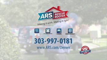 ARS Rescue Rooter Denver TV Spot, 'Perfect Time: Get Up to $1,600 Off' - Thumbnail 9