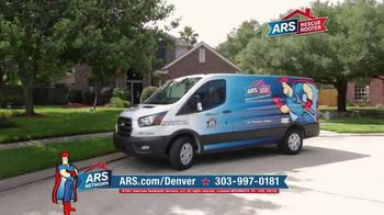 ARS Rescue Rooter Denver TV Spot, 'Perfect Time: Get Up to $1,600 Off'