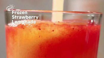 Popeyes Frozen Strawberry Lemonade TV Spot, 'La combinación perfecta' [Spanish] - Thumbnail 4