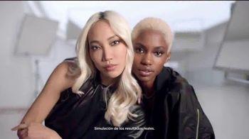 L'Oreal Paris Feria Hyper Platinum TV Spot, 'Eleva tu rubio' [Spanish]