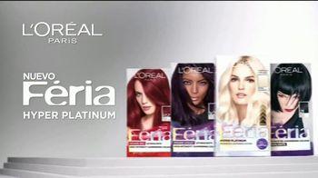 L'Oreal Paris Feria Hyper Platinum TV Spot, 'Eleva tu rubio' [Spanish] - Thumbnail 7