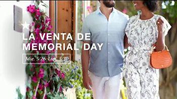 Macy's Venta de Memorial Day TV Spot, 'Estilos de verano' [Spanish] - Thumbnail 1