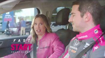 AutoNation Fast Start Sales Event TV Spot, '2021 Honda CR-V: $199' Feautring Alexander Rossi