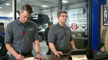National Tire & Battery TV Spot, 'Two Advisors: Buy Two, Get Two Free' - Thumbnail 2