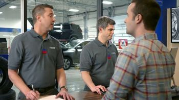National Tire & Battery TV Spot, 'Two Advisors: Buy Two, Get Two Free' - Thumbnail 4