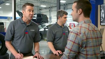 National Tire & Battery TV Spot, 'Two Advisors: Buy Two, Get Two Free' - Thumbnail 5