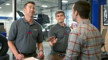 National Tire & Battery TV Spot, 'Two Advisors: Buy Two, Get Two Free' - Thumbnail 7