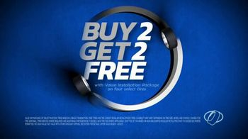 National Tire & Battery TV Spot, 'Two Advisors: Buy Two, Get Two Free' - Thumbnail 8