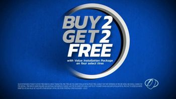 National Tire & Battery TV Spot, 'Two Advisors: Buy Two, Get Two Free' - Thumbnail 9
