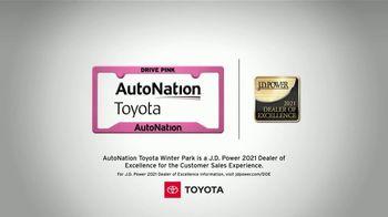 AutoNation Fast Start Sales Event TV Spot, '2021 Toyota Tacoma: $239' Featuring Alexander Rossi - Thumbnail 7