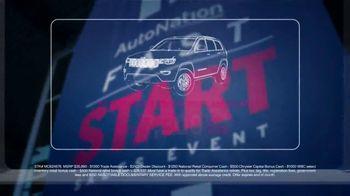 AutoNation Fast Start Sales Event TV Spot, '2021 Jeep Grand Cherokee Laredo' Featuring Alexander Rossi - Thumbnail 3