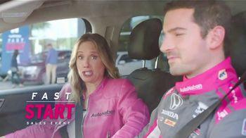 AutoNation Fast Start Sales Event TV Spot, '2021 Jeep Grand Cherokee Laredo' Featuring Alexander Rossi