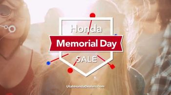 Honda Memorial Day Sales Event TV Spot, 'Unlike the Competition' [T2] - Thumbnail 9