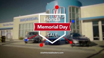 Honda Memorial Day Sales Event TV Spot, 'Unlike the Competition' [T2] - Thumbnail 1
