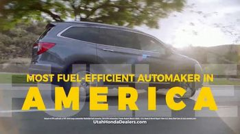 Honda Memorial Day Sales Event TV Spot, 'Unlike the Competition' [T2] - Thumbnail 7
