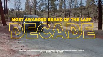Honda Memorial Day Sales Event TV Spot, 'Unlike the Competition' [T2] - Thumbnail 8