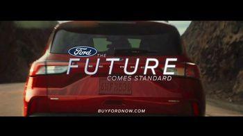 Ford TV Spot, 'The Future Comes Standard: Escape and Explorer' [T2] - Thumbnail 10