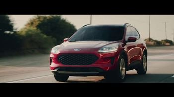 Ford TV Spot, 'The Future Comes Standard: Escape and Explorer' [T2] - Thumbnail 3