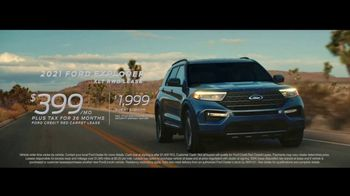 Ford TV Spot, 'The Future Comes Standard: Escape and Explorer' [T2] - Thumbnail 8