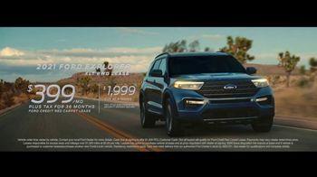 Ford TV Spot, 'The Future Comes Standard: Escape and Explorer' [T2] - Thumbnail 9