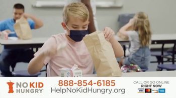 No Kid Hungry TV Spot, 'Help Kids Succeed: Free T-Shirt'