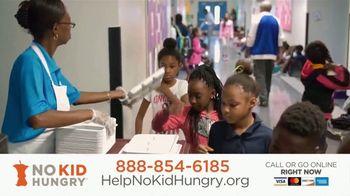 No Kid Hungry TV Spot, 'Help Kids Succeed: Free T-Shirt' - Thumbnail 4