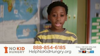 No Kid Hungry TV Spot, 'Help Kids Succeed: Free T-Shirt' - Thumbnail 6