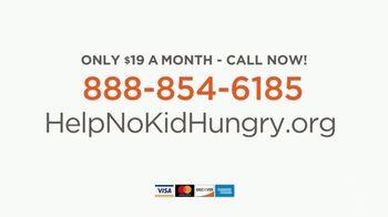 No Kid Hungry TV Spot, 'Help Kids Succeed: Free T-Shirt' - Thumbnail 8
