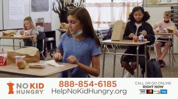 No Kid Hungry TV Spot, 'Help Kids Succeed: Free T-Shirt' - Thumbnail 9