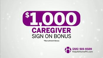 Help at Home TV Spot, 'The Right Decision:$1,000 Bonus' - Thumbnail 6