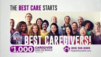 Help at Home TV Spot, 'The Right Decision:$1,000 Bonus' - Thumbnail 8