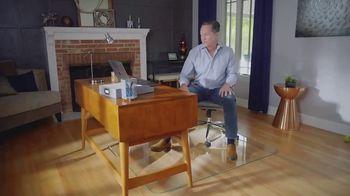 Vitrazza TV Spot, 'Glass Office Chair Mats: Save 10 Percent: 18 Sizes'
