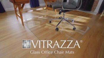 Vitrazza TV Spot, 'Glass Office Chair Mats: Save 10 Percent: 18 Sizes' - Thumbnail 3