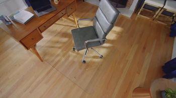 Vitrazza TV Spot, 'Glass Office Chair Mats: Save 10 Percent: 18 Sizes' - Thumbnail 4