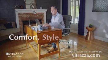 Vitrazza TV Spot, 'Glass Office Chair Mats: Save 10 Percent: 18 Sizes' - Thumbnail 7